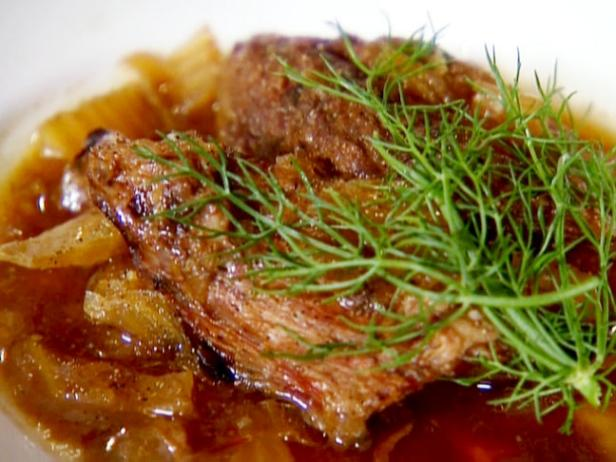 Beef Fennel Stew