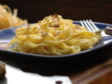 Cooking Channel serves up this Tagliolini con Tartufo: Tagliolini with Truffles recipe from David Rocco plus many other recipes at CookingChannelTV.com