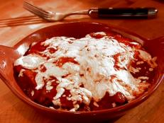 Cooking Channel serves up this Eggs a la Paloma recipe from Daisy Martinez plus many other recipes at CookingChannelTV.com