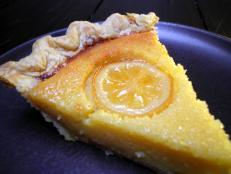 Cooking Channel serves up this Lemon Shaker Pie recipe  plus many other recipes at CookingChannelTV.com