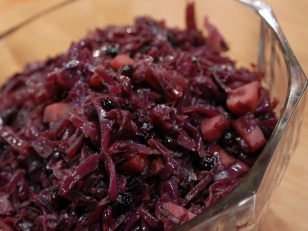Red Wine Cabbage
