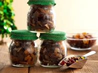 Apricot-Dark Chocolate Trail Mix