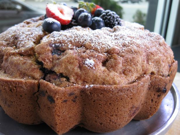 Fresh Fruit Coffeecake