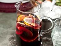 Thirsty Thursday: A Summery Sangria