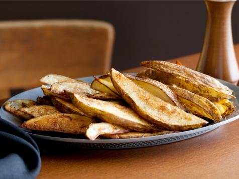 Oven Roasted Potato 'Fries'