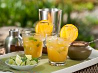 Juicy Orange Mojito