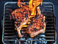 Charbroiled Grilled Pork Chops