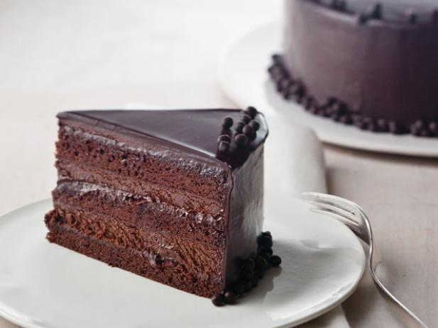 Very Rich Chocolate Cake