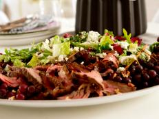 From broiled flank steak served with a fresh salad to a recipe for grilled skirt steak fajitas, Kelsey's got the top recipes for steak.