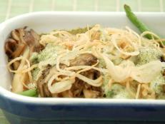 Cooking Channel serves up this String Bean Casserole recipe  plus many other recipes at CookingChannelTV.com