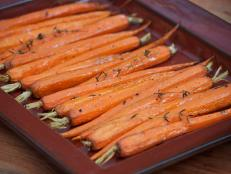 Cooking Channel serves up this Honey Glazed Carrots recipe  plus many other recipes at CookingChannelTV.com