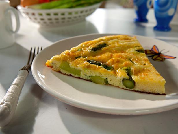 Asparagus romano frittata recipes cooking channel recipe asparagus romano frittata forumfinder Gallery