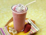 Banana-Berry Cloud Smoothie