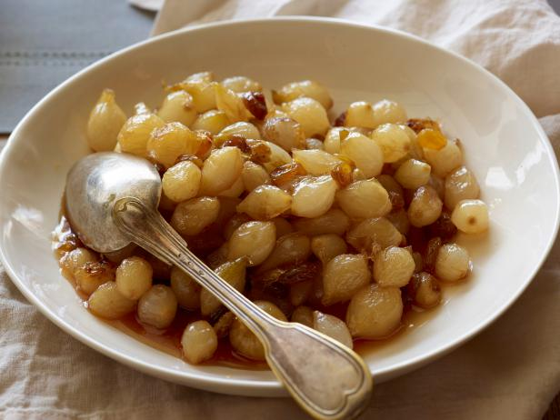 Sweet and Sour Pearl Onions