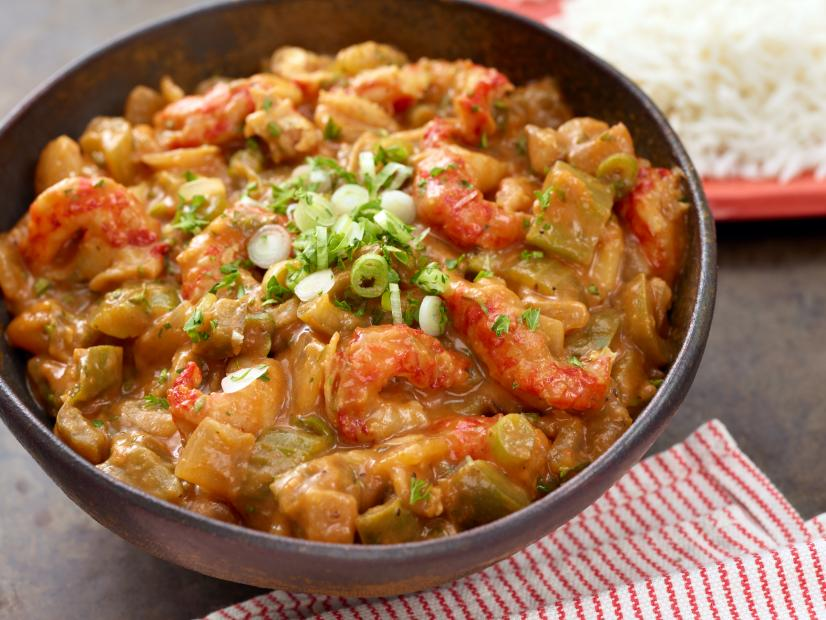 Crawfish Etouffee Recipe Cooking Channel