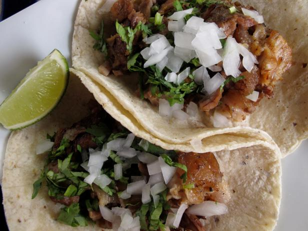 Carnitas Tacos : Recipes : Cooking Channel Recipe ...