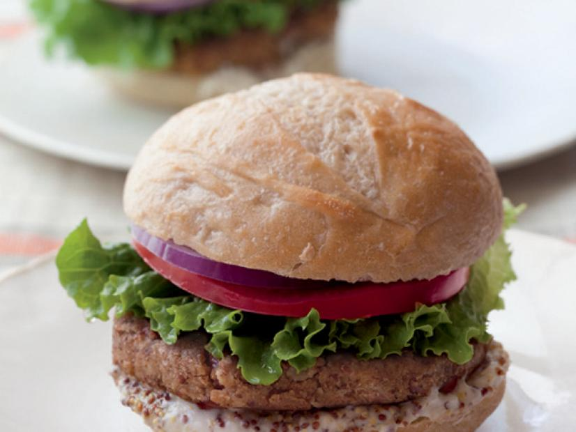 How to make veggie burgers with pinto beans