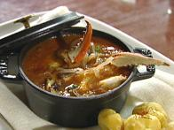 Chesapeake Bay Blue Crab Hot Pot