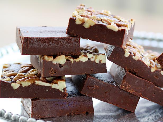 Chocolate fudge recipes cooking channel recipe zo franois chocolate fudge forumfinder Image collections