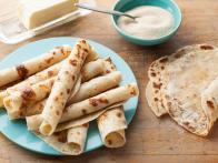 Lefse (North Dakota Potato Crepe)