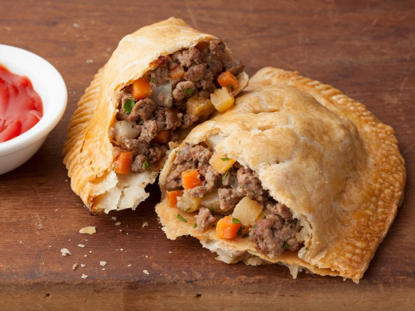 Michigan Pasty Meat Hand Pie Recipes Cooking Channel Recipe Cooking Channel