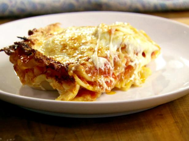 Old School Lasagna with Bolognese Sauce