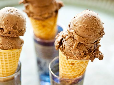 Philadelphia-Style Chocolate Ice Cream