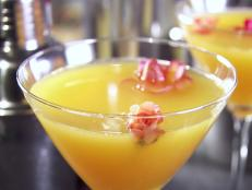 Cooking Channel serves up this Mandarin Martini recipe from Ching-He Huang plus many other recipes at CookingChannelTV.com