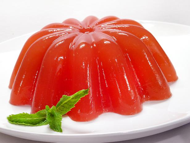 Watermelon Limeade Jello