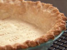 Cooking Channel serves up this Perfectly Flaky Pie Crust recipe from Aida Mollenkamp plus many other recipes at CookingChannelTV.com