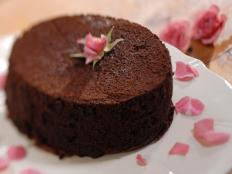 Cooking Channel serves up this Chocolate Cream Cake recipe from Laura Calder plus many other recipes at CookingChannelTV.com