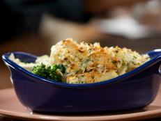 Cooking Channel serves up this Chicken Divan Egg Noodle Casserole recipe from Rachael Ray plus many other recipes at CookingChannelTV.com