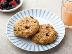 Cooking Channel serves up this Breakfast Cookies recipe from Ellie Krieger plus many other recipes at CookingChannelTV.com