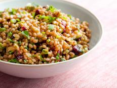 Cooking Channel serves up this Wheat Berry Salad recipe from Ellie Krieger plus many other recipes at CookingChannelTV.com