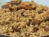 Cajun Chicken and Sausage Jambalaya