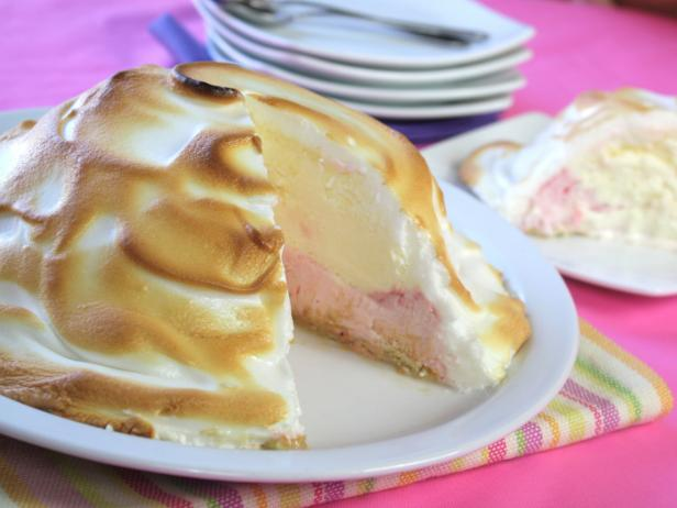 Big Beautiful Baked Alaska