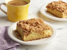 Cooking Channel serves up this Deluxe Coffee Cake recipe from Alexandra Guarnaschelli plus many other recipes at CookingChannelTV.com
