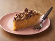Cooking Channel serves up this Sweet Potato Pie recipe from Alton Brown plus many other recipes at CookingChannelTV.com