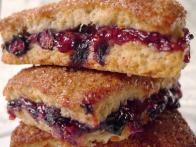 Darling Coffee's Blueberry Scones