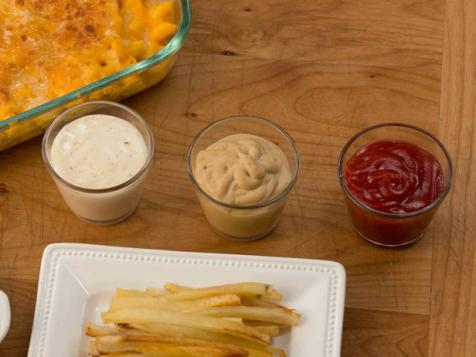 Homemade Honey BBQ Dipping Sauce