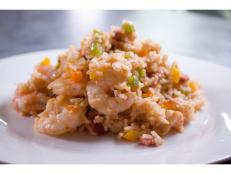 Cooking Channel serves up this G's Quick Jambalaya recipe from G. Garvin plus many other recipes at CookingChannelTV.com