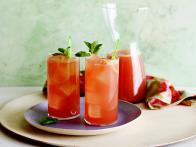 Thirsty Thursday: Tequila-Spiked Watermelon Jalapeño Lemonade