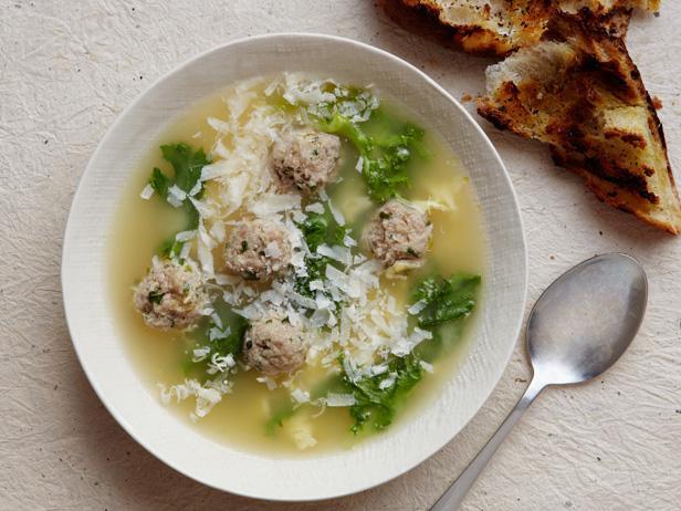 Italian Wedding Soup Recipe Giada De Laurentiis