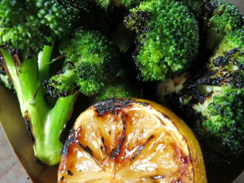 Easy Tiger Grilled Broccoli