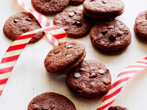 Spiked Chocolate Decadence Cookies