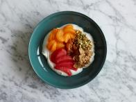 Tropical Greek Yogurt Breakfast Bowl