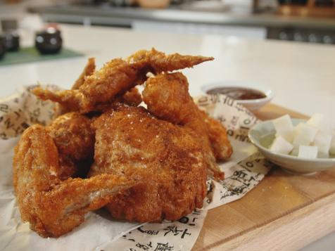 Ultimate Korean Fried Chicken