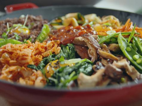 Biggest and Best Bibimbap
