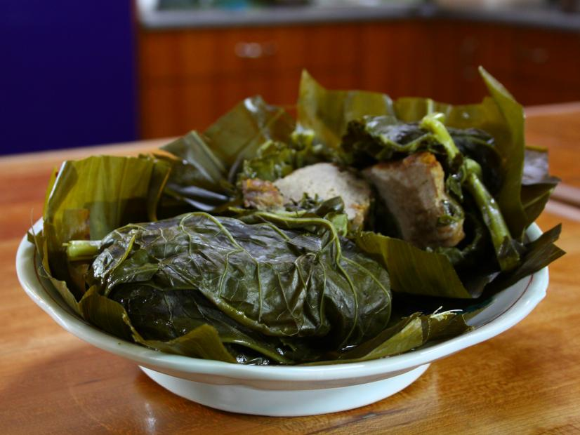 Sam Choy Lau Lau Recipe Cooking Channel