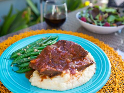 Dave Pearson's Red Wine and Tomato Braised Short Ribs